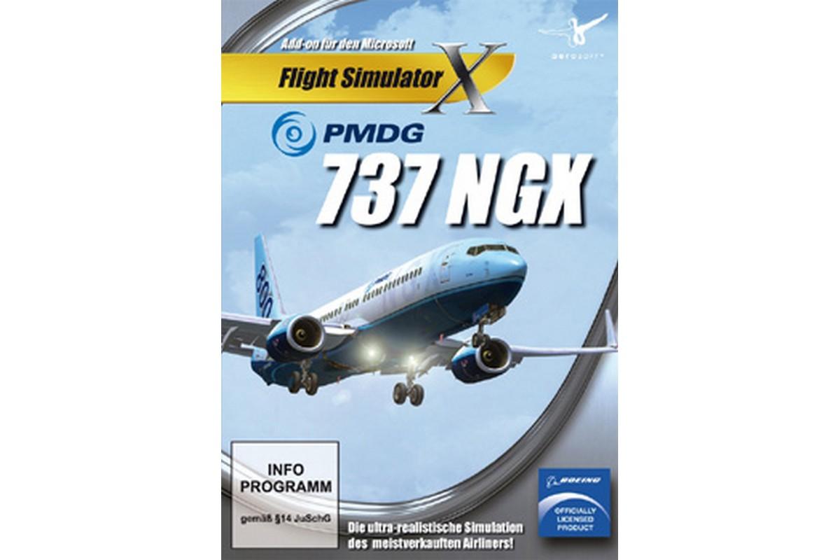 Panel 737 Desktop V2 without overhead / PMDG 737 NGX
