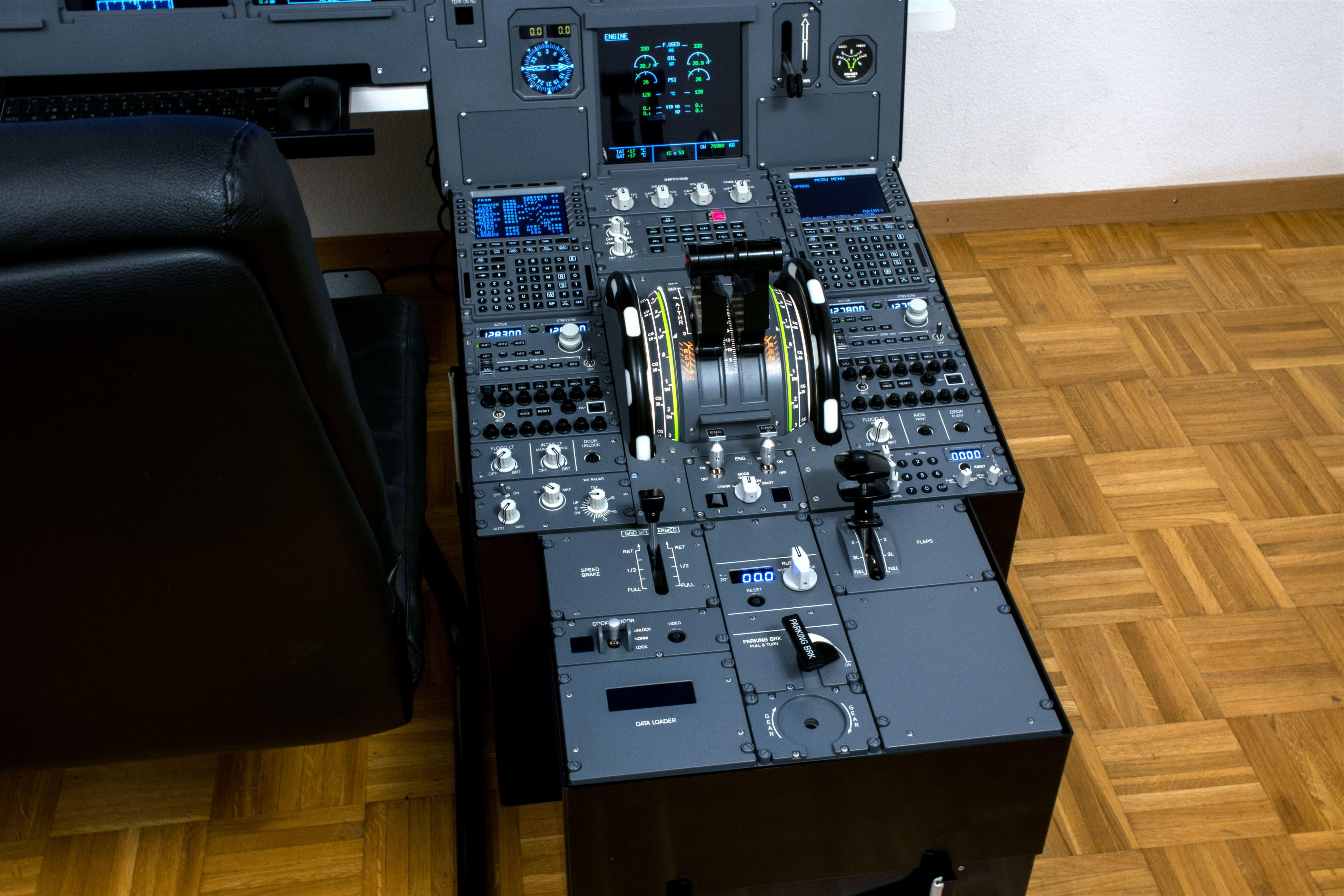 Pre order - Panel A320 Desktop Captain